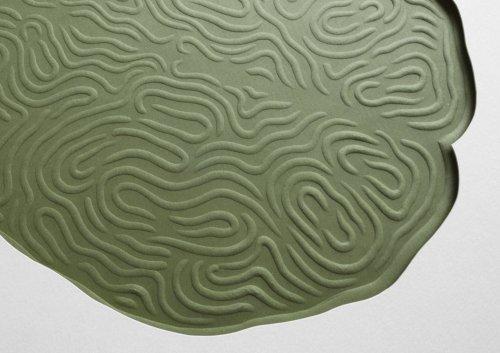 Мозги в представлении художницы по бумаге Эльзы Моры (13 фото)