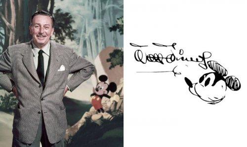 Необычные и прикольные подписи западных знаменитостей (20 фото)