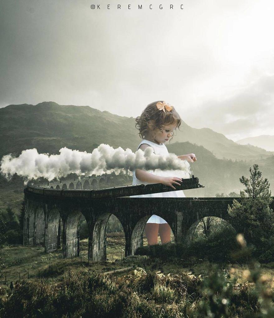 пинтерест на русском картинки фотоманипуляции вдохновение часто