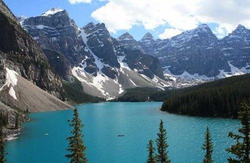 Топ-25: невероятно красивые озера со всего света