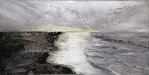 Красота природы в картинах Джессики Данегэн, созданных необычным способом (17 фото)