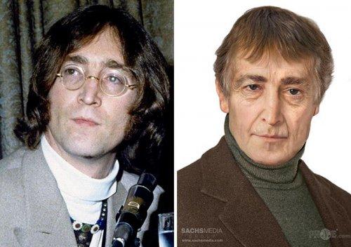 Как бы сегодня выглядели знаменитые музыканты прошлого, если бы были ещё живы (9 фото)