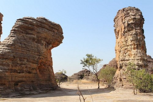 Купола Фабедугу (6 фото)