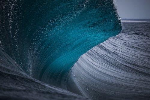 Симфония волн в фотографиях Рэя Коллинза (16 фото)