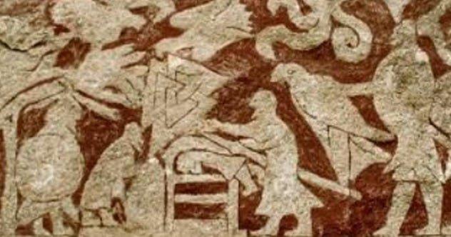 Секс древних викингов, дикие секс порно видео