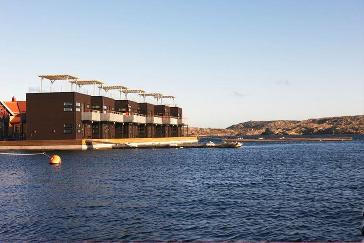 ТОП-20: Плавучие отели для тех, кому надоело быть на суше