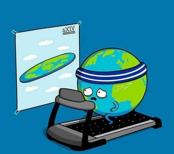 Картинки о земле смешные