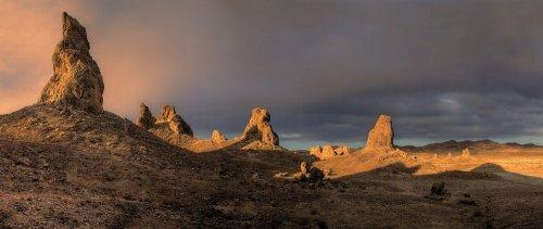 Трона Пинаклс – место неземной красоты (6 фото)