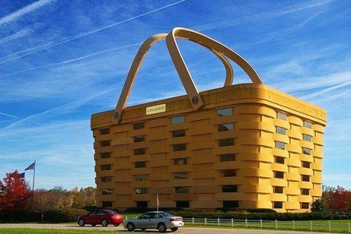 Топ-25: самые странные здания в мире