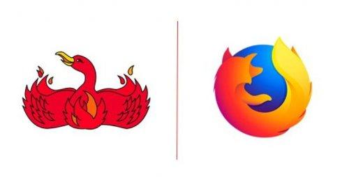 Логотипы известных компаний тогда и сейчас (24 фото)