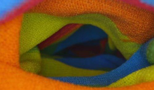 Повседневные предметы через уникальный объектив для макросъёмки Macro Probe от Laowa