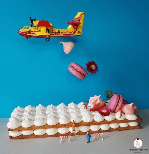 Необычные десерты Маттео Стукки (38 фото)