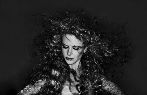 Кинематографические портреты юной Кейт Мосс и других знаменитостей (10 фото)