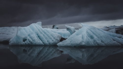 Разнообразие и суровая красота ледников в фотографиях Яна Эрика Вайдера (12 фото)