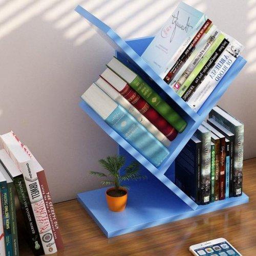 Необычные и прикольные книжные шкафы и полки (12 фото)