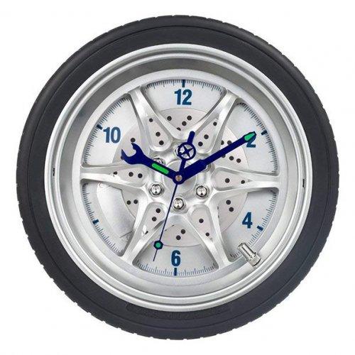 Настенные часы с необычным и прикольным дизайном (23 фото)