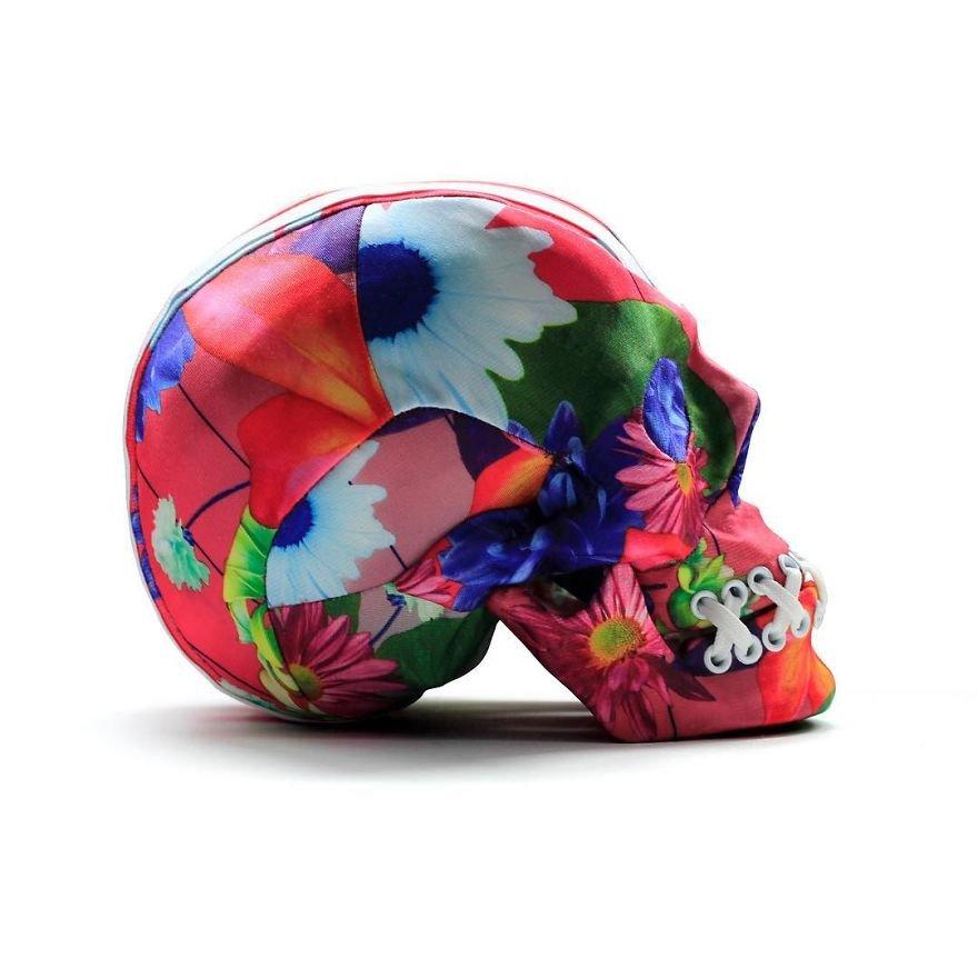 3D-искусство Фила Робсона из кроссовок (22 фото)