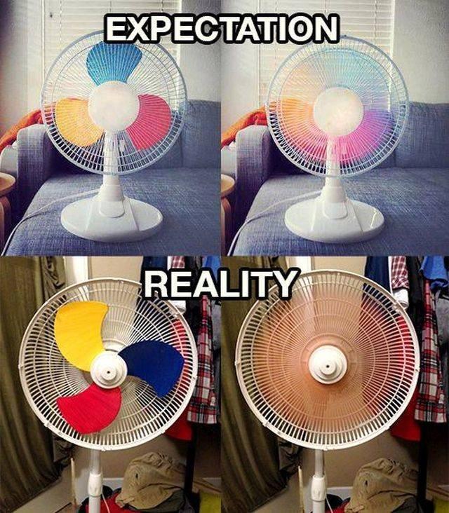 Ожидания vs. реальность (32 фото)
