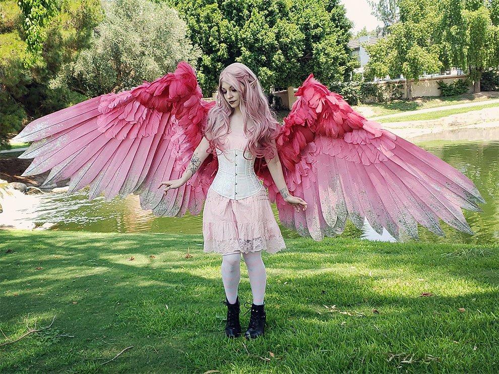 прихожей необычный ангел картинки раз охуел, когда