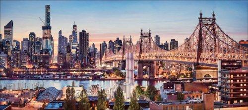 Фотореалистичные картины Натана Уолша, которые перенесут вас в разные города мира (16 фото)