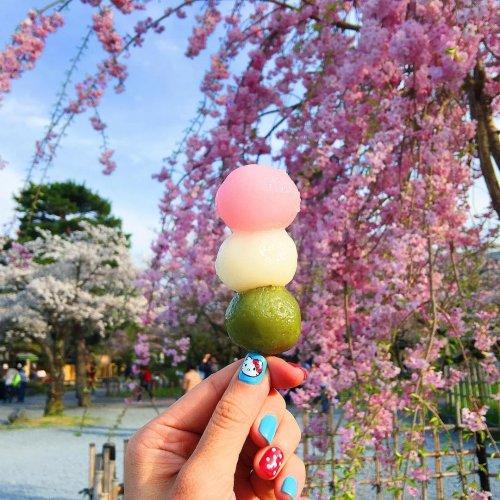 Любительница путешествий делится фотографиями местных вкусностей, которые пробует (15 фото)