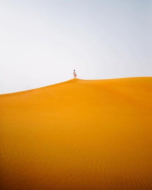 Трэвел-фотограф Рави Вора показывает живописные места в разных уголках планеты (18 фото)