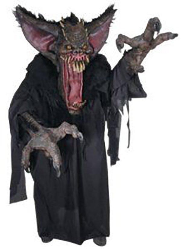 Самые жуткие костюмы на Хэллоуин (22 фото)
