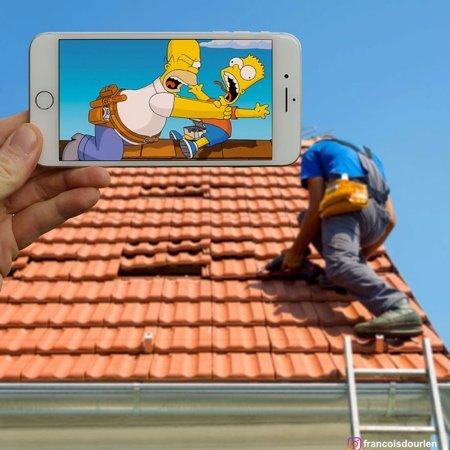 Симпсоны в реальной жизни (13 фото)