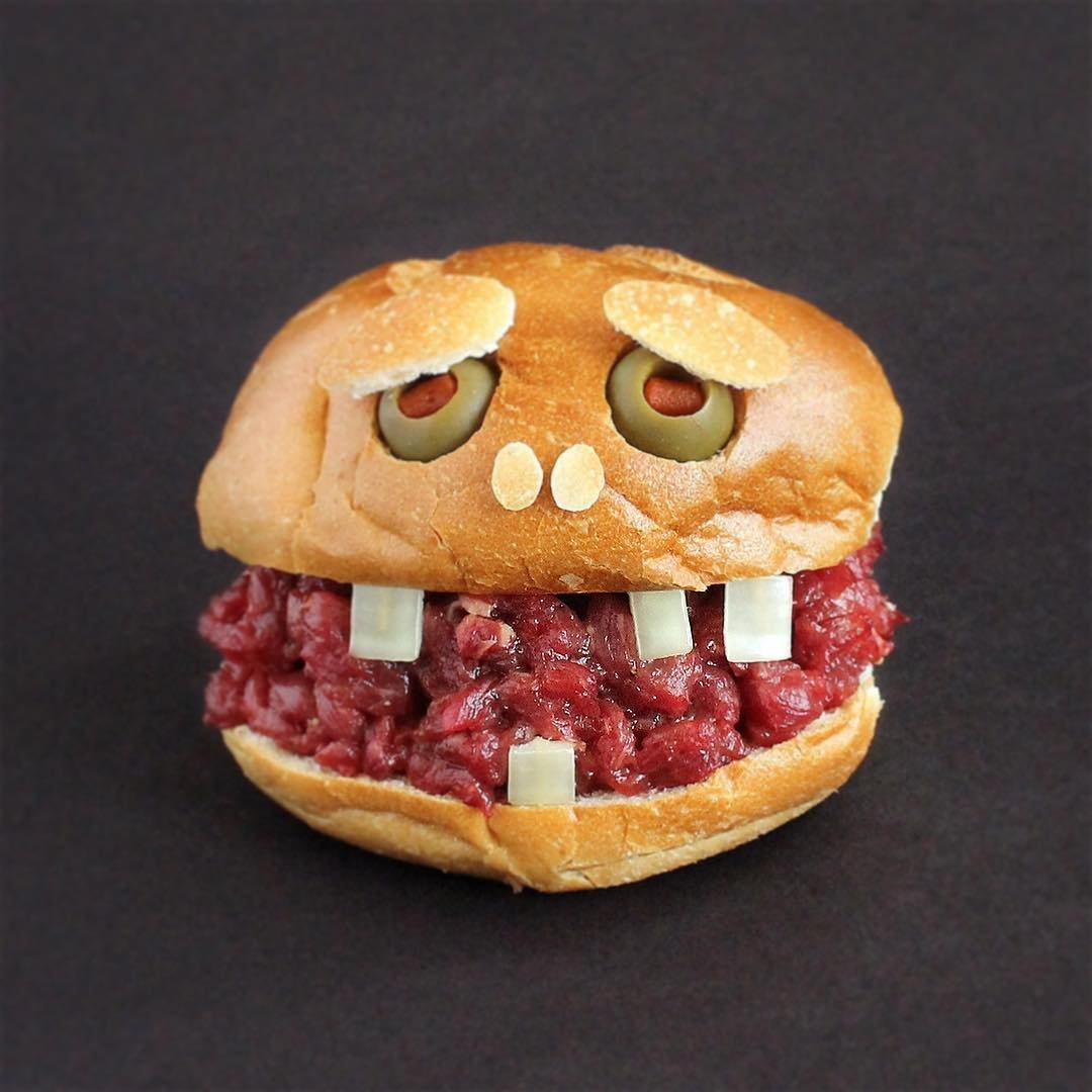 картинка прикольного бутерброда старшим, который