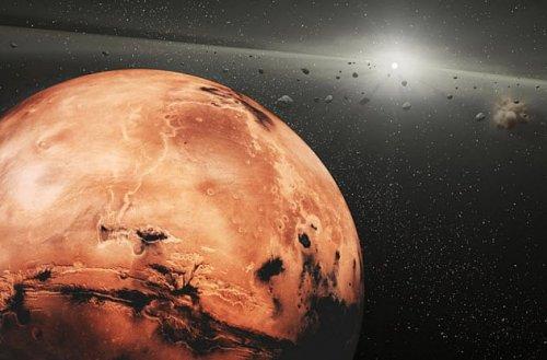 ТОП-10: Особенности, которые делают Марс похожим на Землю