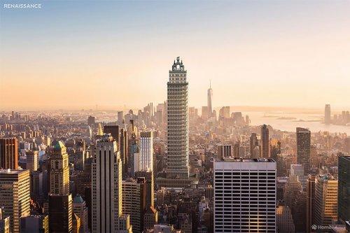 Как бы выглядел знаменитый Эмпайр-стейт-билдинг в 9 разных архитектурных стилях