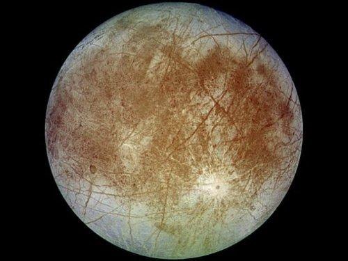 ТОП-10: Интересные факты про Европу, спутник Юпитера