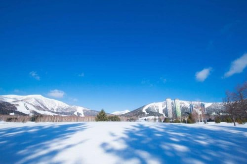 На северном японском острове есть ледяной отель, в котором можно окунуться в настоящую зимнюю сказку (8 фото)