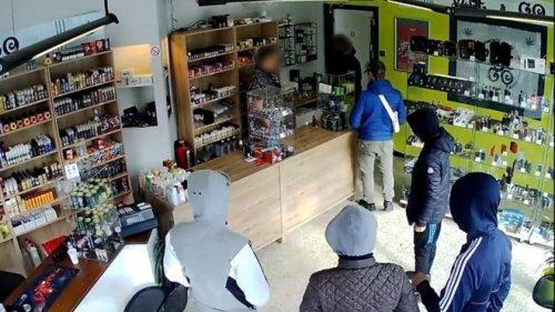 Эпичная попытка ограбления магазина в Бельгии, достойная стать сюжетом криминальной комедии