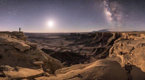 Зрелищные фотографии победителей фотоконкурса Astronomy Photographer of the Year 2018 (20 фото)