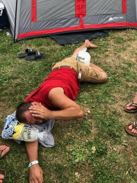 Пьяные и смешные (16 фото)