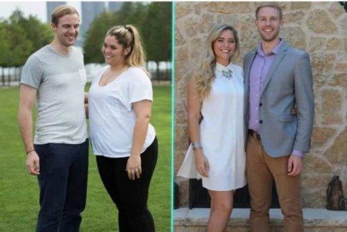 15 замечательных пар, которые однажды приняли решение стать лучше друг для друга и добились своей цели!