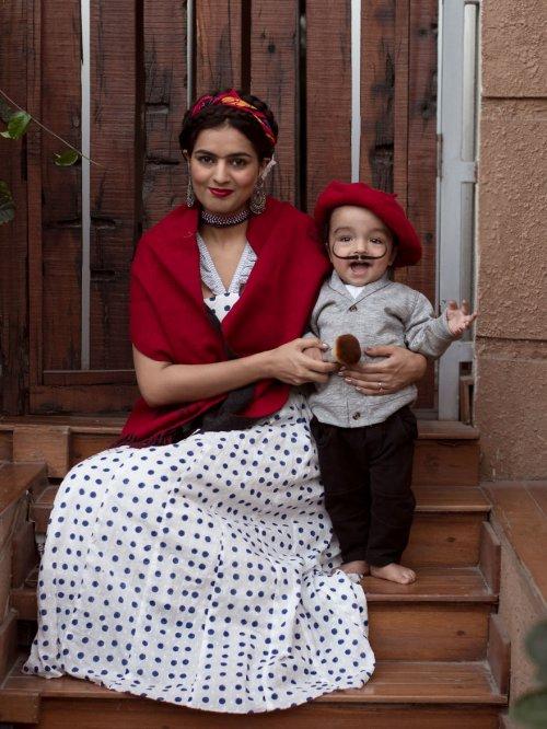 """Творческая мама использует свои навыки в """"Фотошопе"""", чтобы сделать фотографии своего малыша более волшебными (11 фото)"""