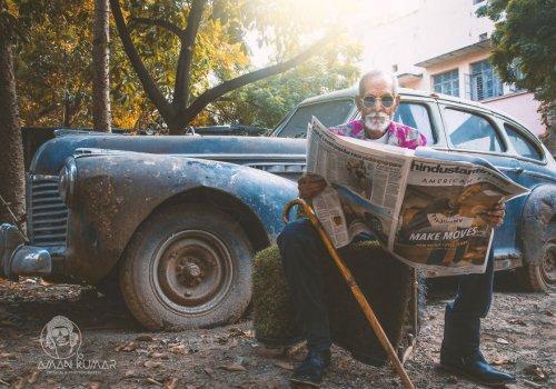 В свои 98 лет этот стильный дедушка заткнёт за пояс любого модника (15 фото)