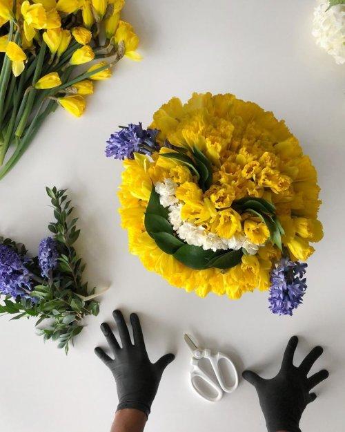 Этот талантливый флорист создаёт невероятные и потрясающие цветочные композиции, какие вы точно ещё не видели! (28 фото)