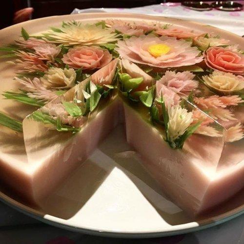 Потрясающие 3D торты-желе от Jelly Alchemy (21 фото)