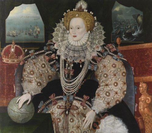 Как живая! Британский художник воссоздал лицо Елизаветы I с портрета XVI века, и оно выглядит пугающе реалистично (8 фото)