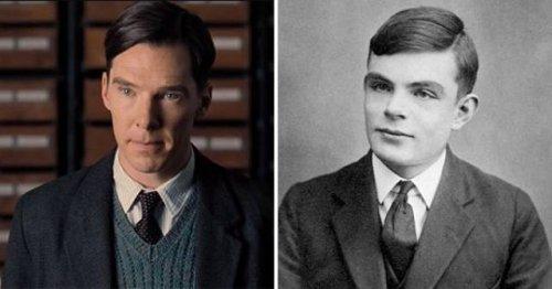 Актёры, мастерски перевоплотившиеся в своих героев для съёмок в биографических фильмах (20 фото)