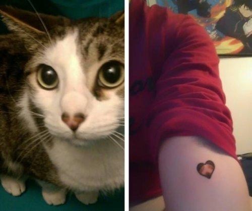Татуировки со скрытым смыслом и глубоким значением (16 фото)