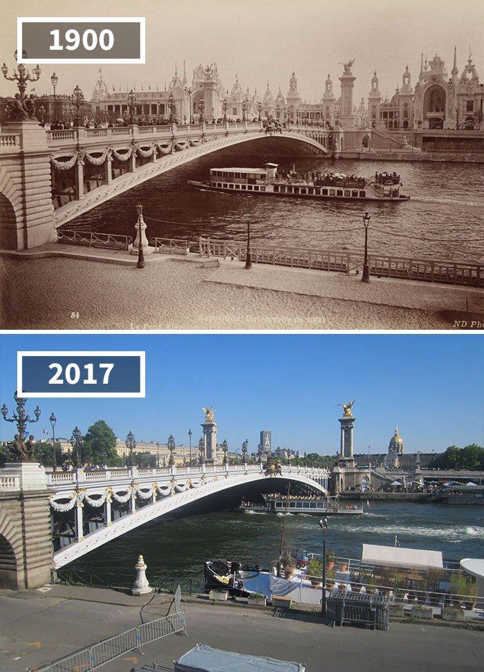 кто сравнение фотографий и век спустя еще нужно подобной