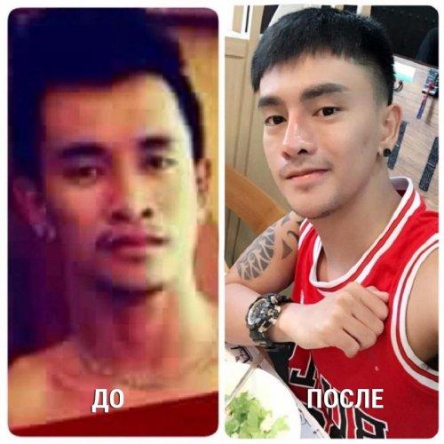 Таиландский парень изменил внешность, чтобы быть похожим на южнокорейскую звезду K-Pop, и стал популярным по всей Азии (12 фото)