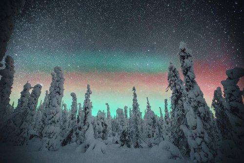 Живописные северные пейзажи в фотографиях Юлии Кивеля (32 фото)