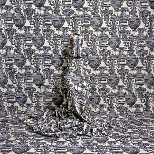Найдите здесь Сесилию Паредес, художницу, которая, словно хамелеон, смешивается с фоном (17 фото)