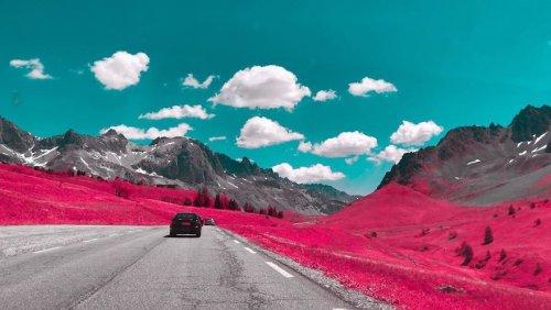 Итальянский фотограф делает инфракрасные снимки, показывая нам мир по-новому (31 фото)