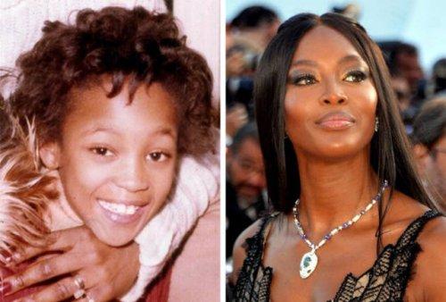 Детские фотографии знаменитостей, которые вы ещё не видели (16 фото)
